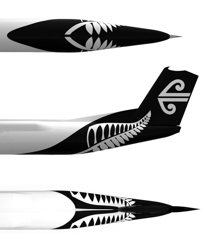 Air NZ Q300