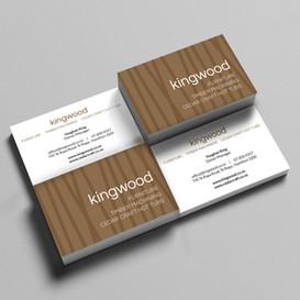 Kingwood Business Cards