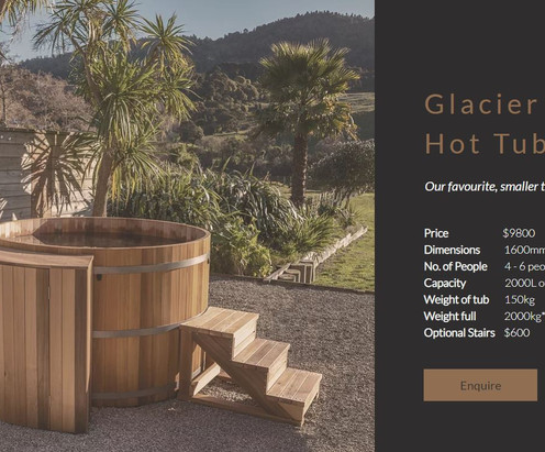 Cedar Craft Hot Tubs