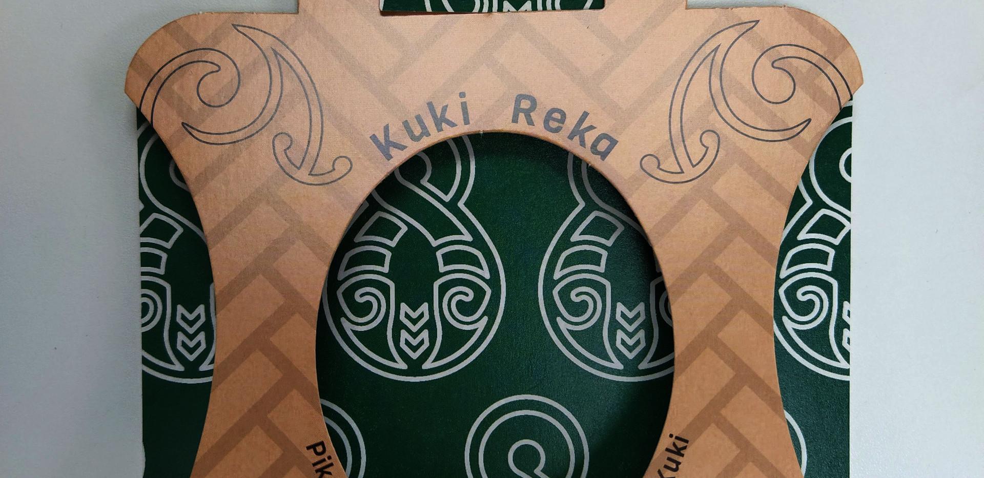 Pikorua Cookie Packaging