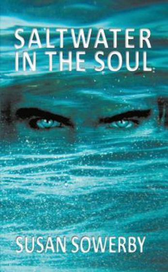 Susan Sow ~ Saltwater in the soul ~ book