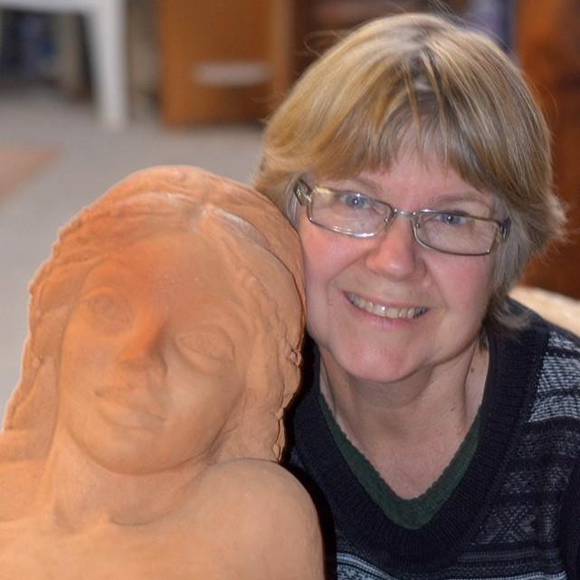 Susan and mermaid sculpture_1_1.jpg