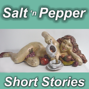 Salt'n Pepper sculpture