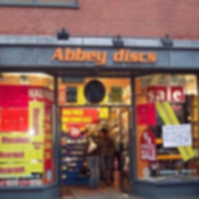 Abbey Discs Dublin