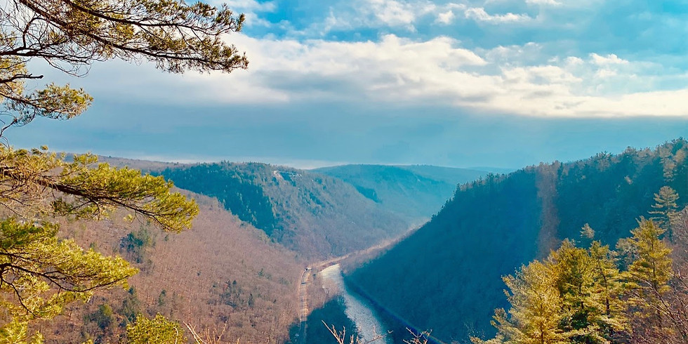 RIDE: Pine Creek Gorge