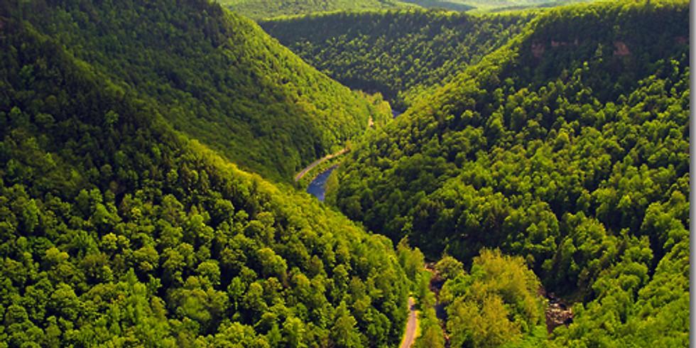 RIDE - Pine Creek Gorge
