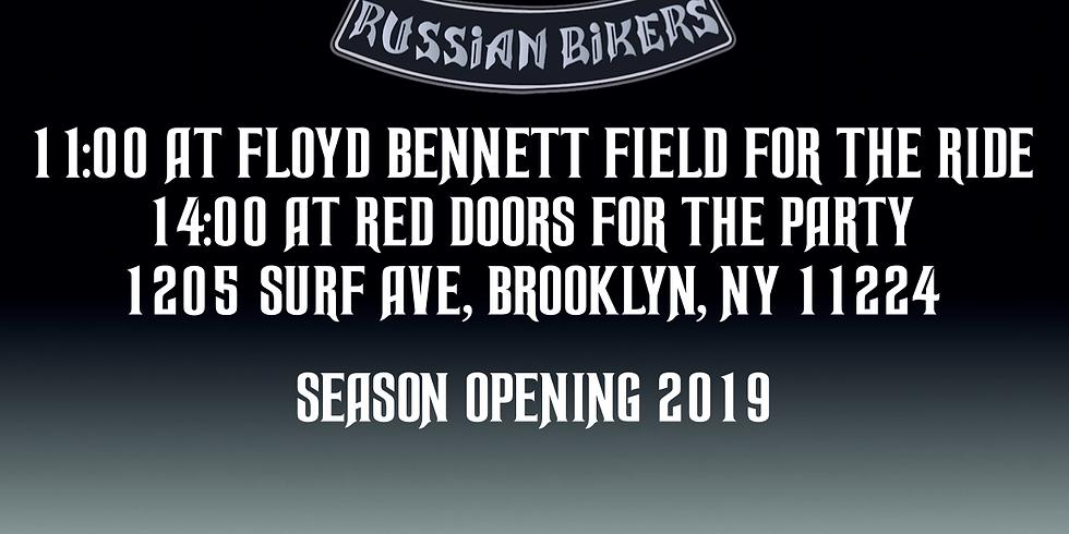 Season Opening 2019