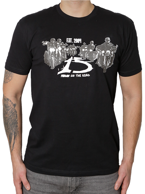 T-shirt Bikes Bratva 15 MC Support