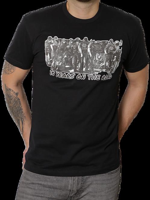 T-shirt Bratva MC 15 Support