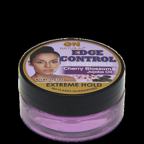 Edge Control Extreme Hold - Cherry Blossom and Jojoba Oil