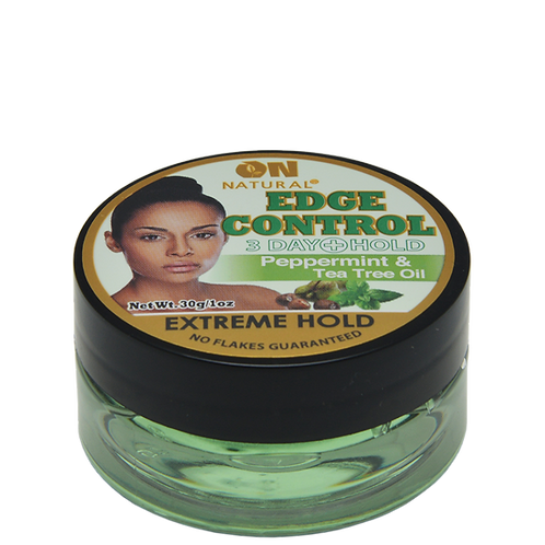 Edge Control Extreme Hold - Peppermint and Tea Tree Oil