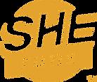SHEruns certification mark logo
