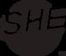 The SHE Mark official logo