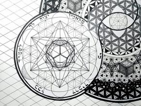 METATRON - O Arcanjo, o Cubo e a Geometria Sagrada