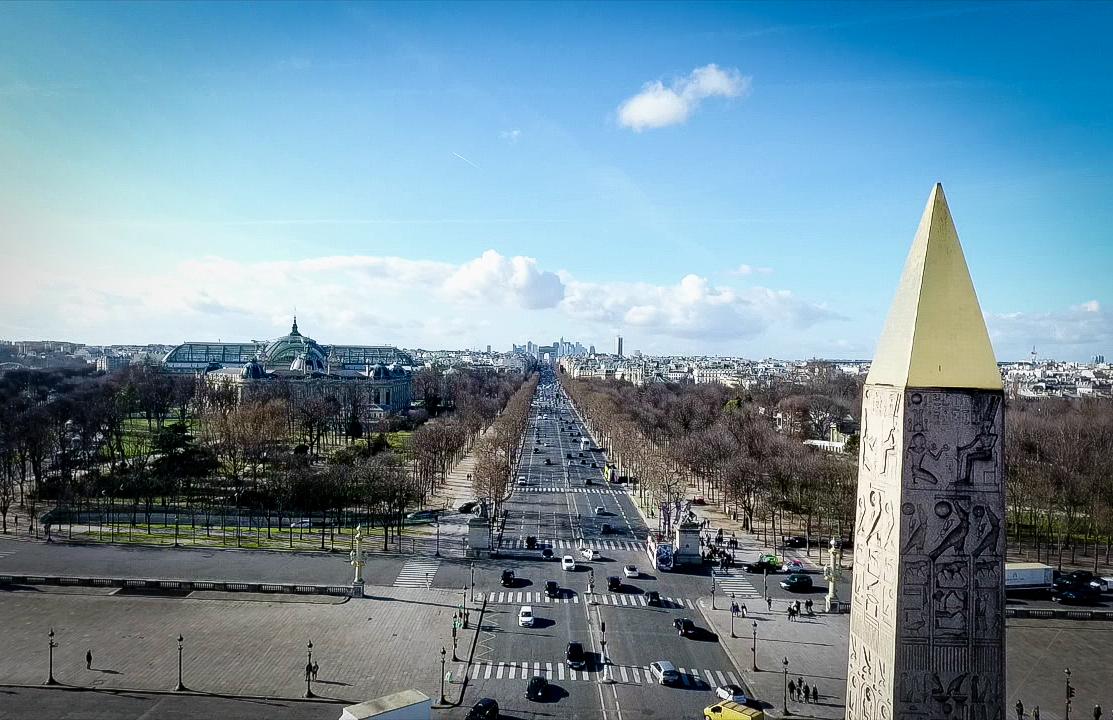 L'obelisque