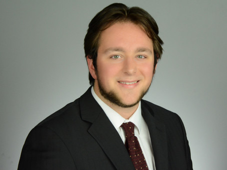 Jake Wood Joins North Fulton CID as Project and Community Engagement Intern