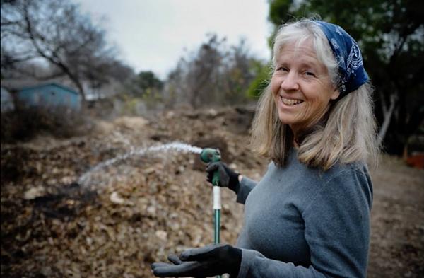 Carol Ann Sayle 2011 'From Dirt to Dinne