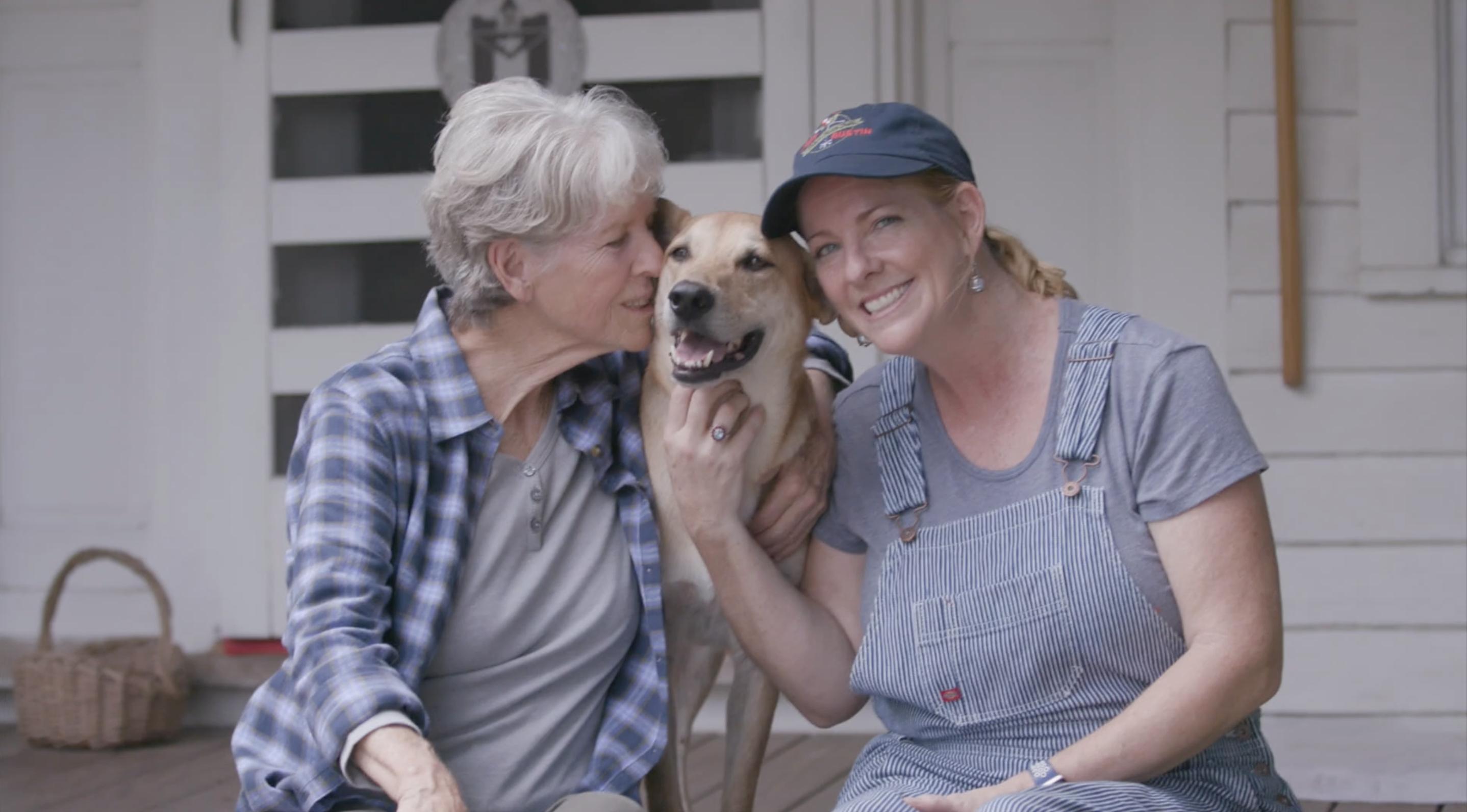 Carol Ann, Buddy, daughter Tracy