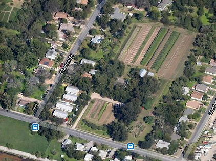 Aerial View of Boggy Creek Farm
