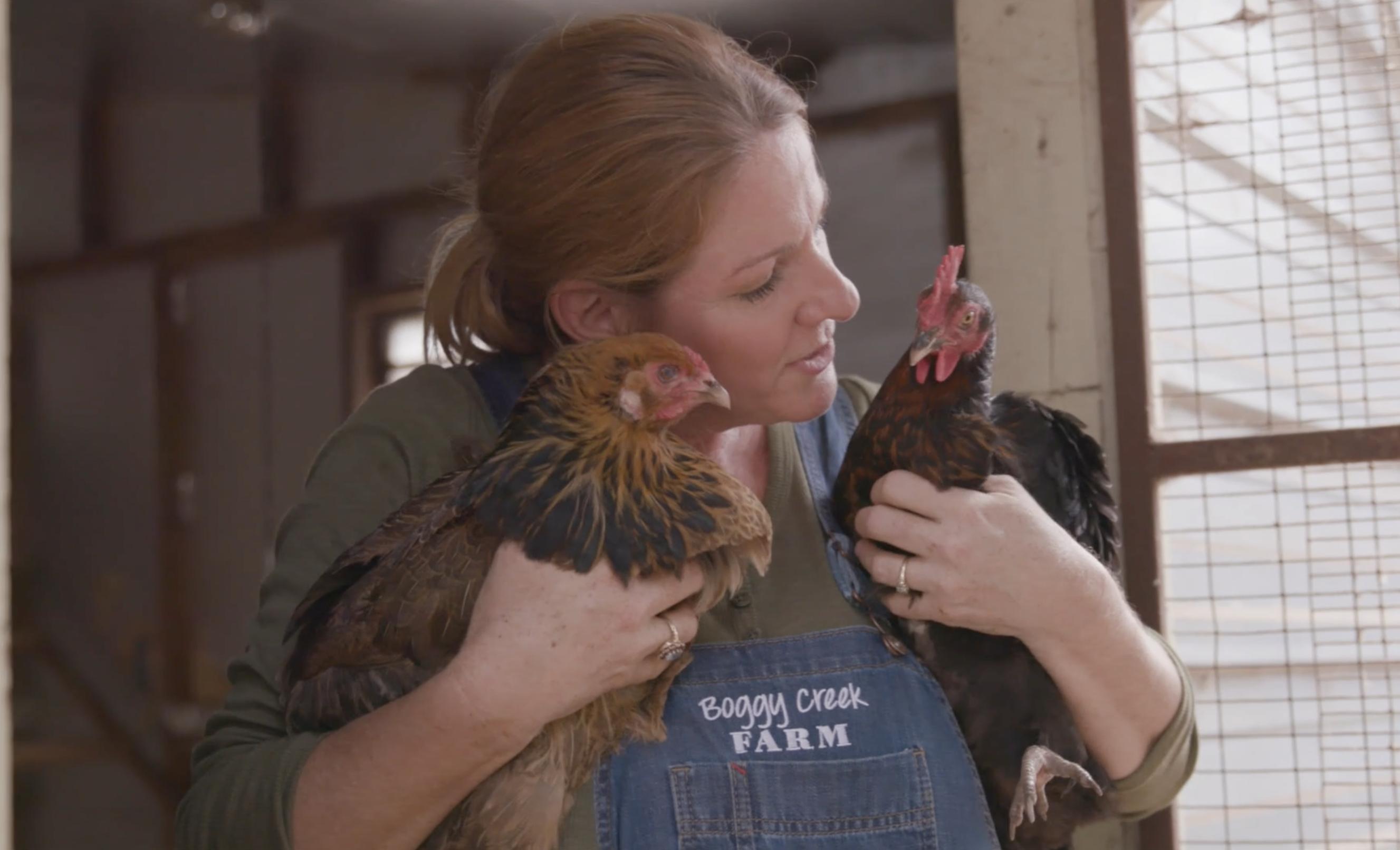 Tracy-Farmer, Administrator, Steward, Chicken Momma