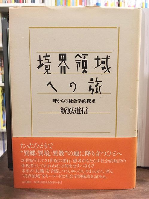 新原 道信『境界領域への旅 岬からの社会学的探求』(大月書店)