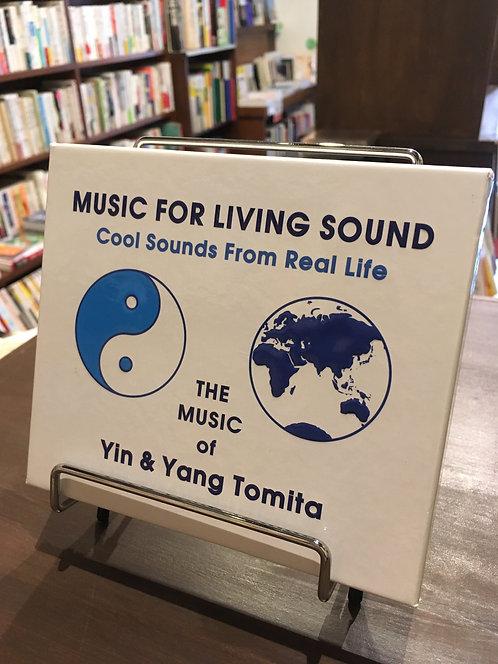 【中古CD】ヤン富田 『MUSIC FOR LIVING SOUND』