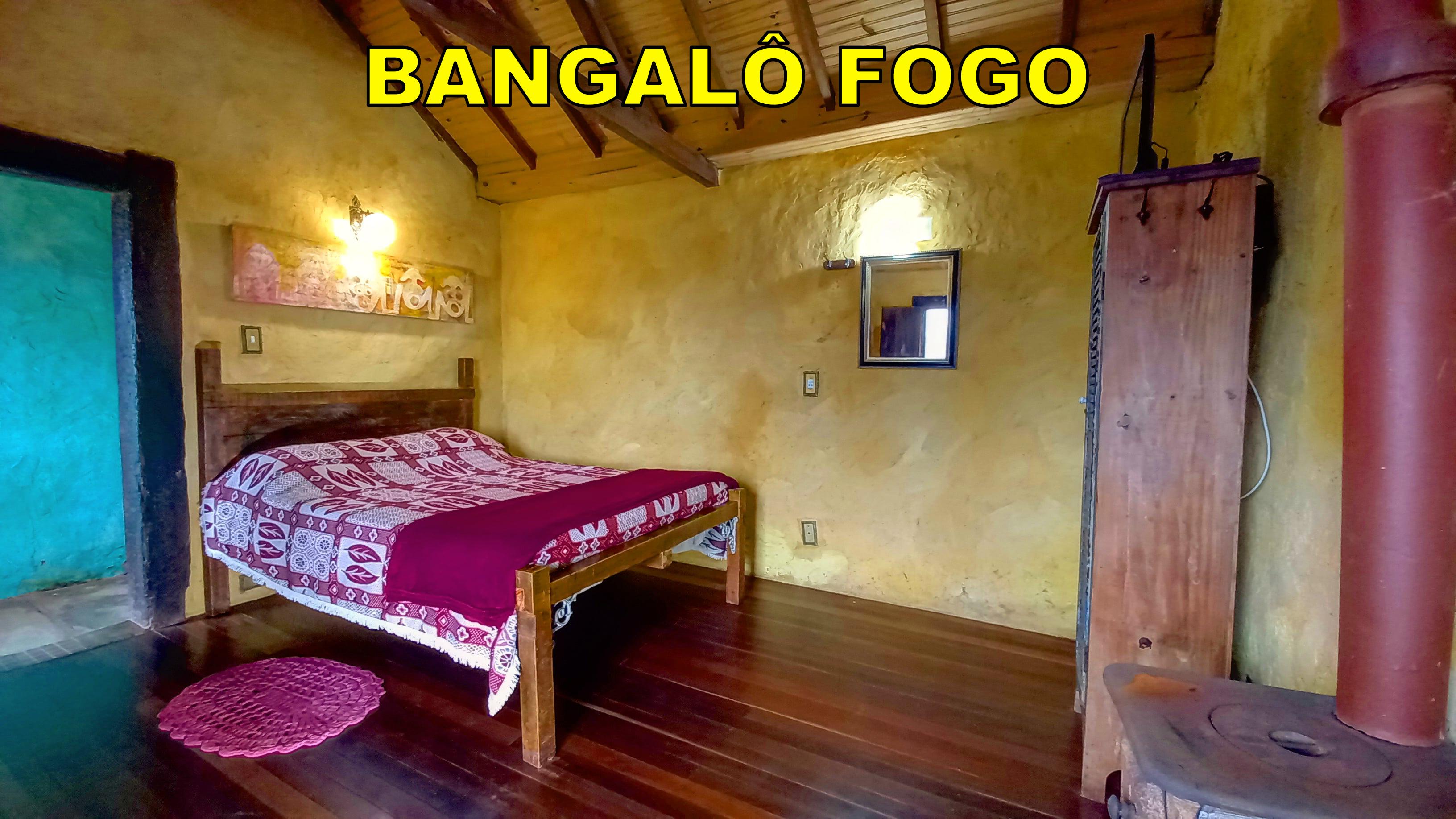 BANG FOGO CAMA