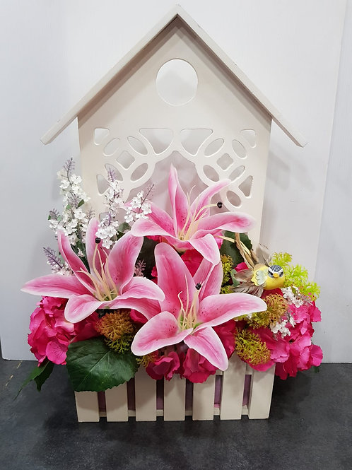 Everlasting - Artificial Flower Arrangement