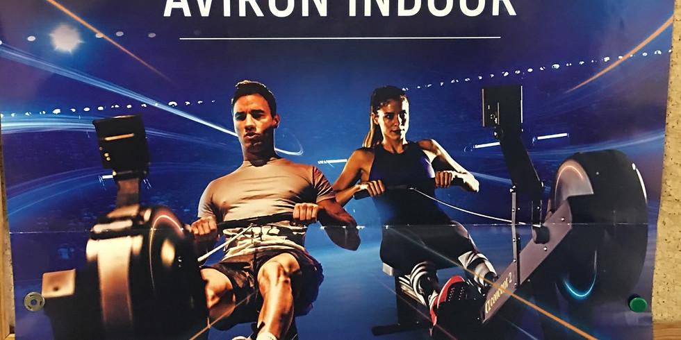 Champion du monde aviron indoor