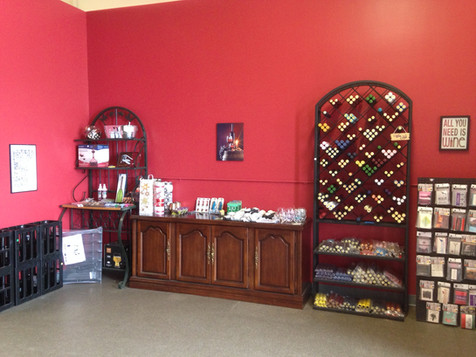 Gift Shop Area
