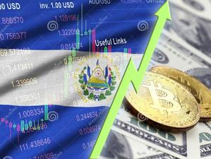 Bitcoin: El Salvador aprueba la criptomoneda como segunda moneda oficial.