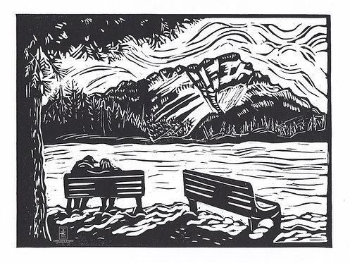 Cascade View, Banff