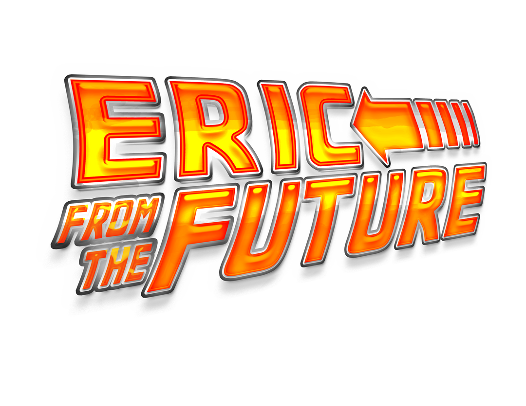 Eric from the Future Logo