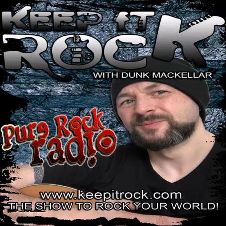 This Week's Keep It Rock With Dunk MacKellar 12/19 & 12/22