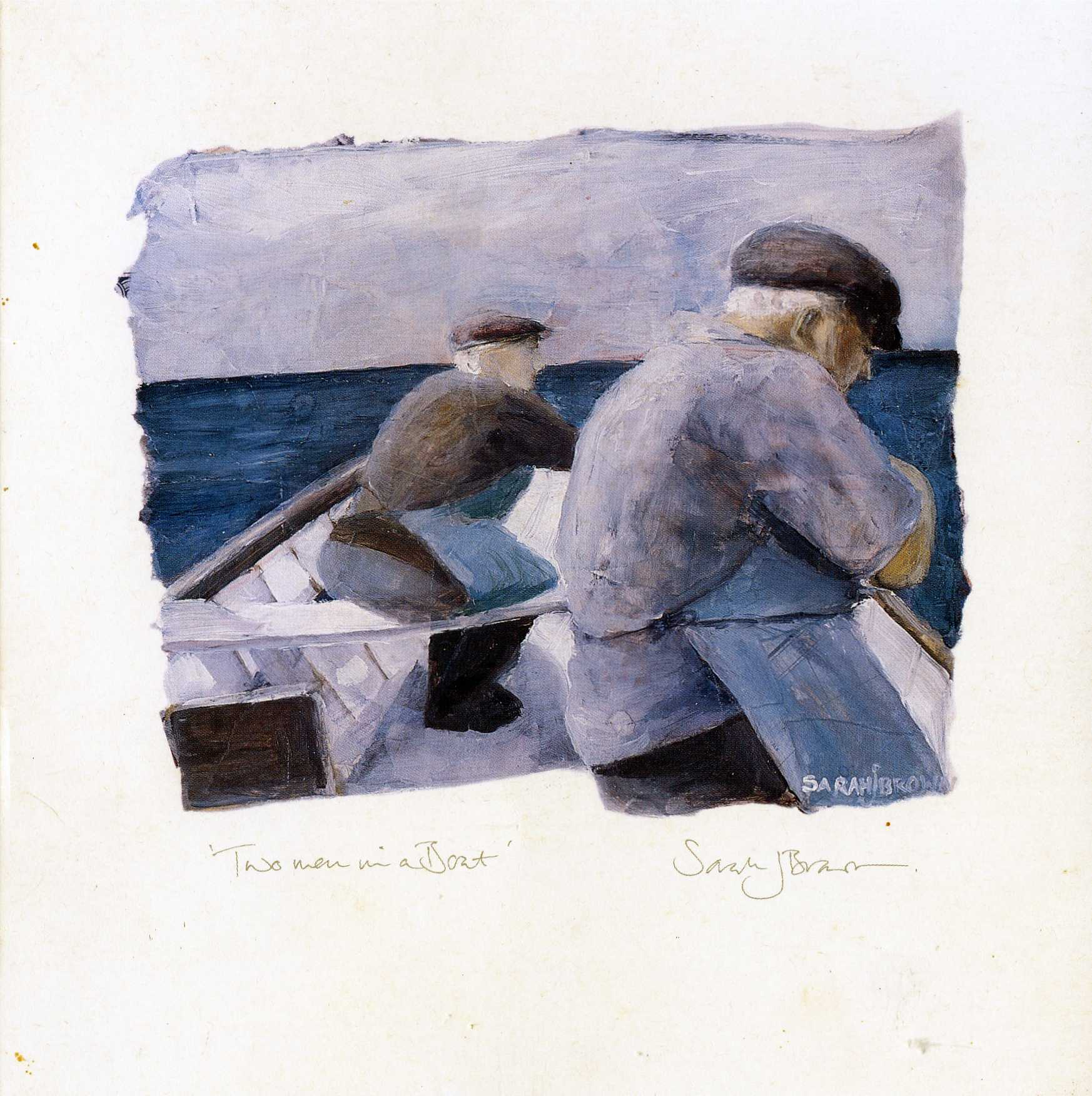 Two Cadgwith Fishermen