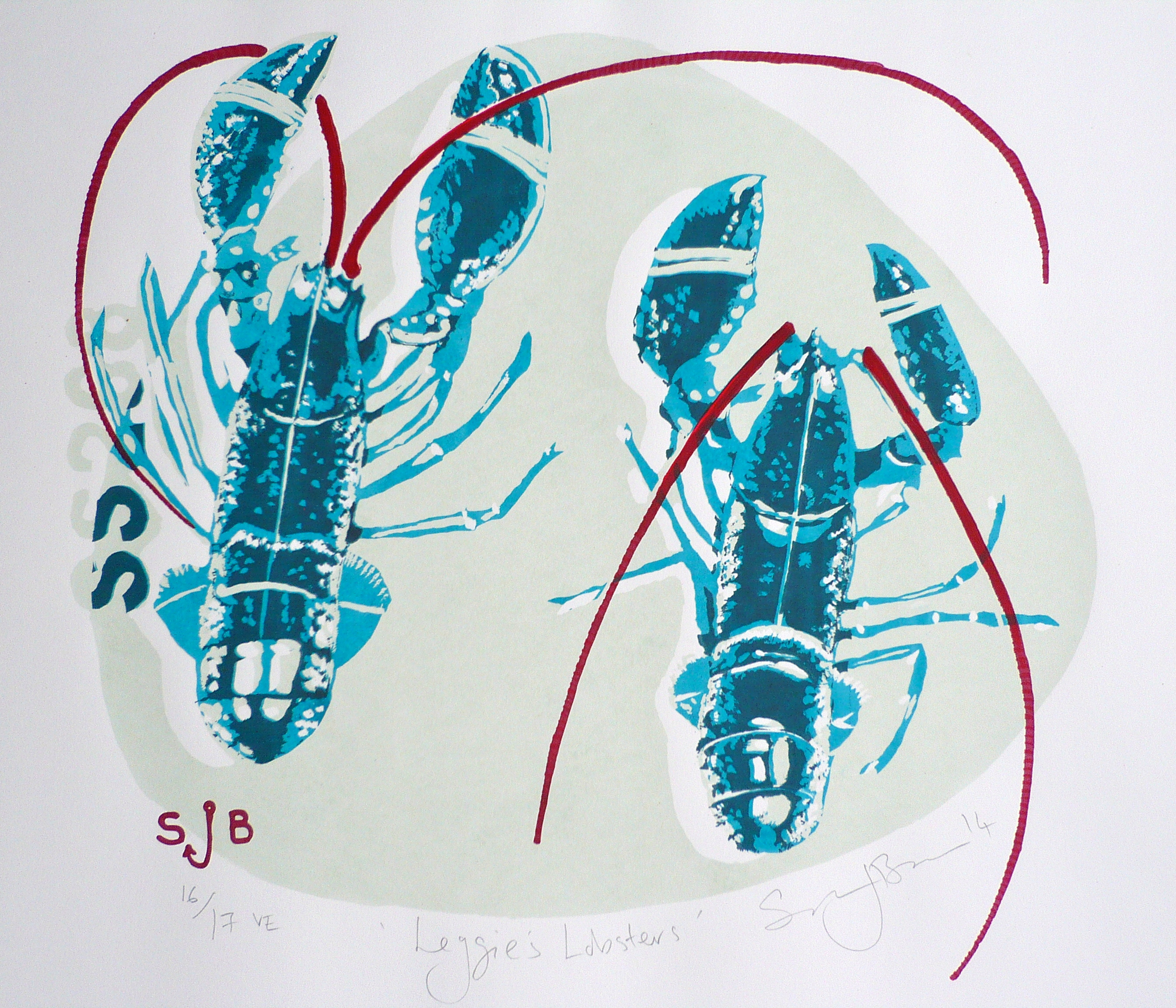 Leggie's Lobsters