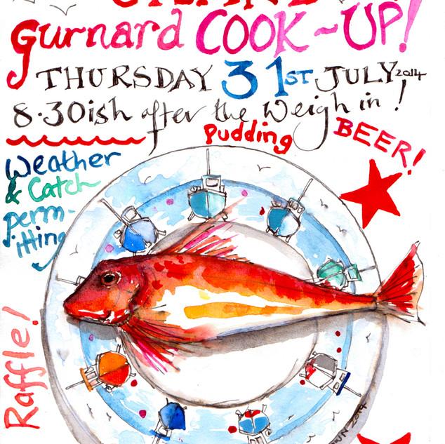 Gurnard cook up 2014.jpg