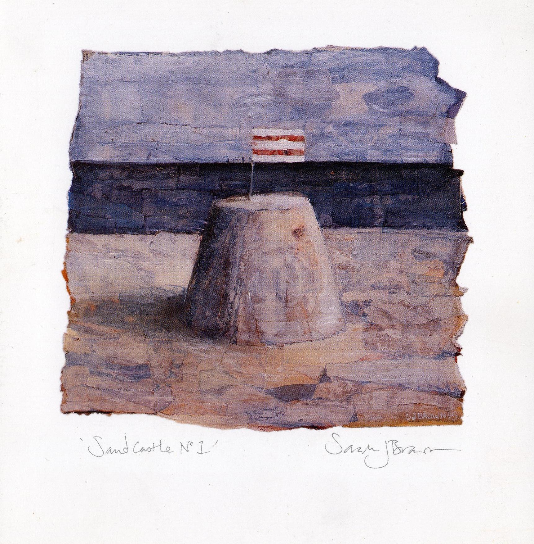 Sand castle No1