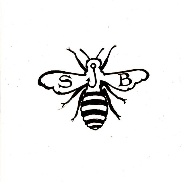 Sarah J Brown Bee logo.jpg
