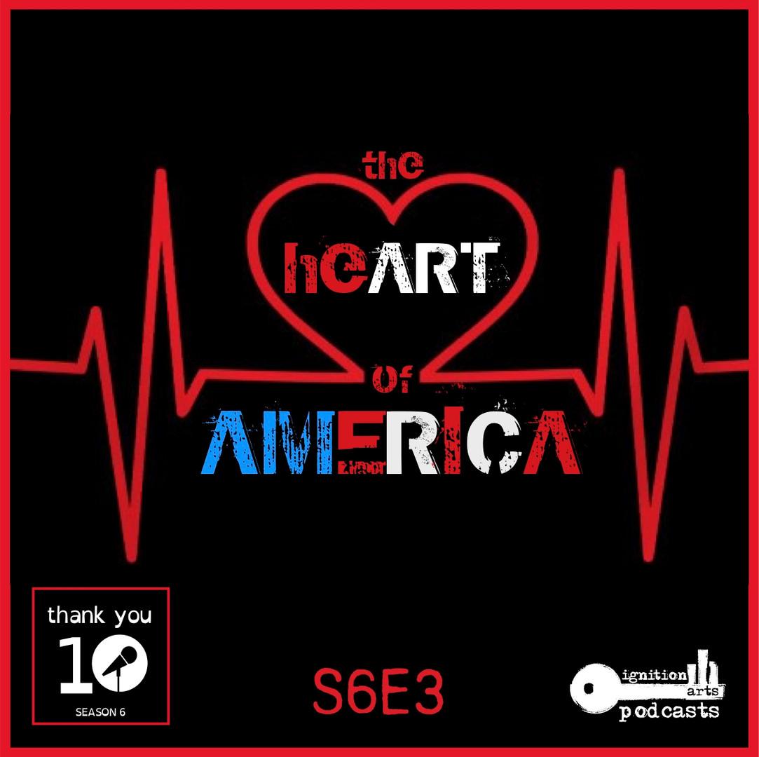 """S6E3: """"the heART of America"""""""