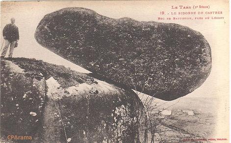 Castres_le_Sidobre_-_roc_baptistou_Lezer