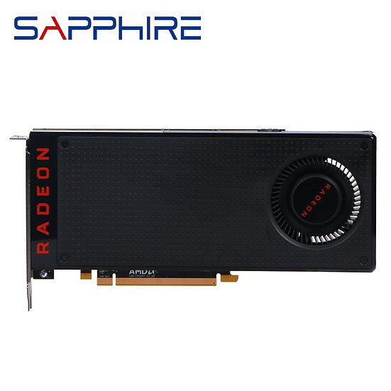 AMD Radeon SAPPHIRE RX 570 4GB