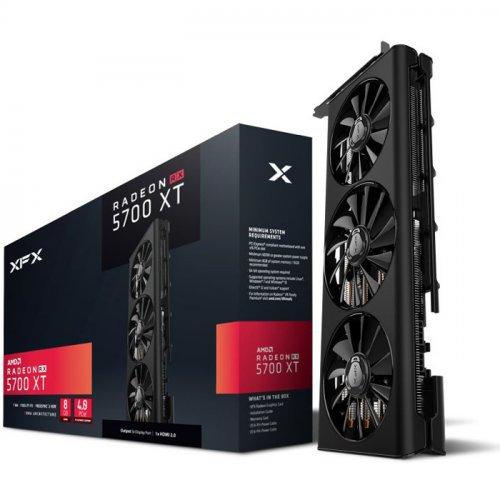 XFX Triple Dissipation RX-57XT83LD8 AMD Radeon RX 5700 XT 8GB GDDR6 256Bit DX12