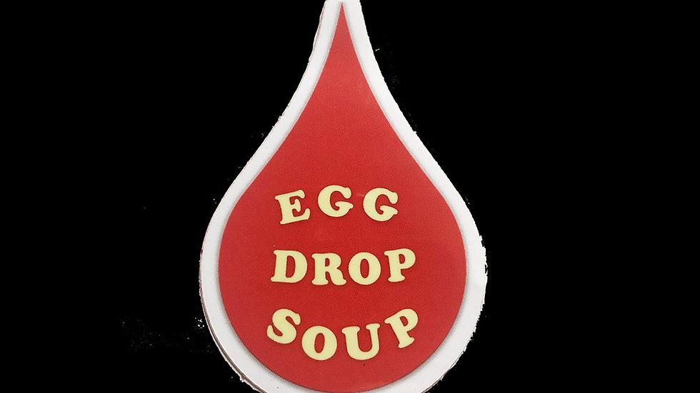 Egg Drop Soup Sticker
