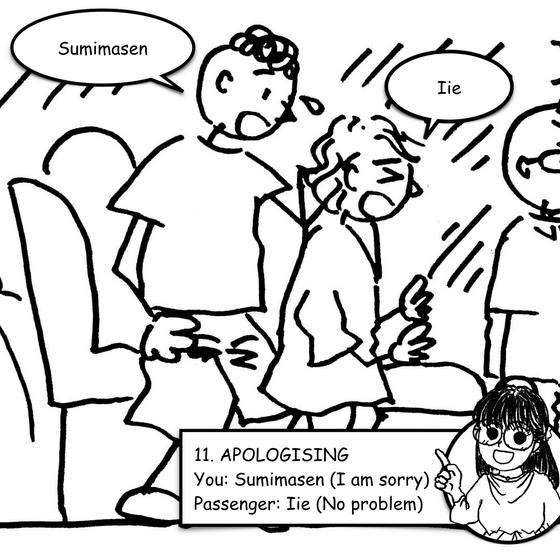 Lesson 11 - Apologising