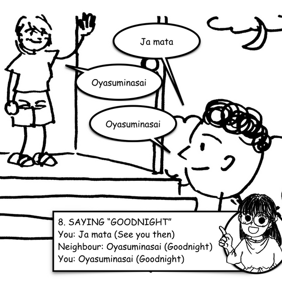 Lesson 8 - Saying Goodnight