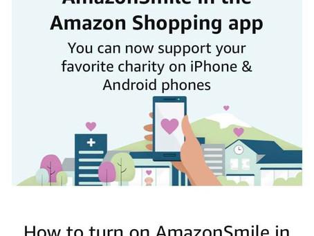 Amazon Smile just got easier!