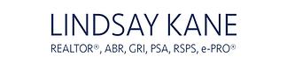 Linsay Kane, Realtor, ABR, GRI, PSA, RSPS, e-PRO