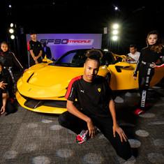 Ferarri Amari Smith, Lily Kate Goehring, Gelo, Gavin, Prodigy Crew Las Vegas 3