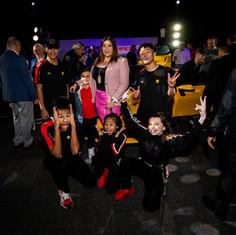 Ferarri Amari Smith, Lily Kate Goehring, Gelo, Gavin, Prodigy Crew Las Vegas 16